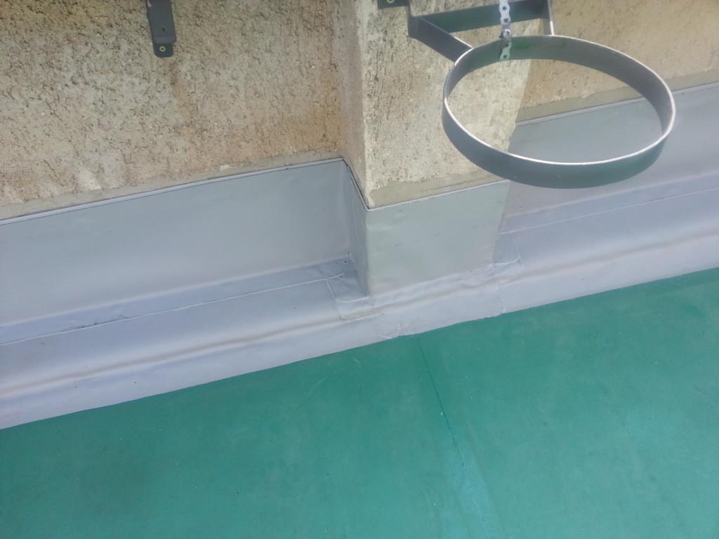 Terrace waterproofing, Fatrafol membrane